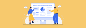 Bounce Rate vs Engagement Rate
